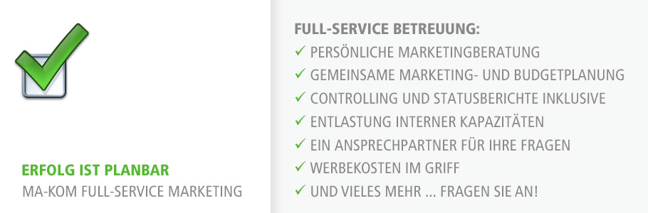 ma-kom Full-Service Marketing